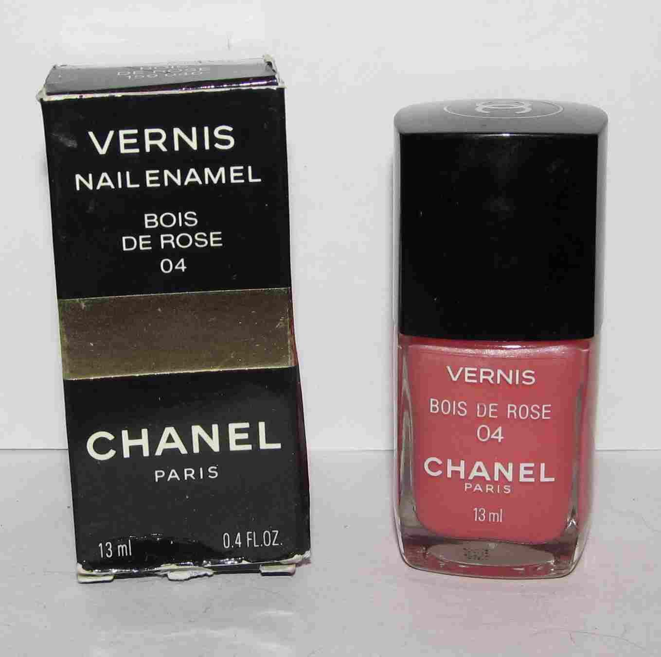 CHANEL Nail Polish - Bois de Rose - NIB