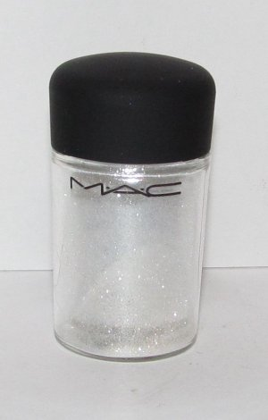 MAC - Reflects Pearl 1/4 tsp Glitter Brilliant Sample w/Original Jar