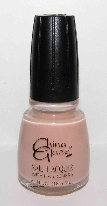 China Glaze Nail Polish - Cotton Candy #40 - NEW