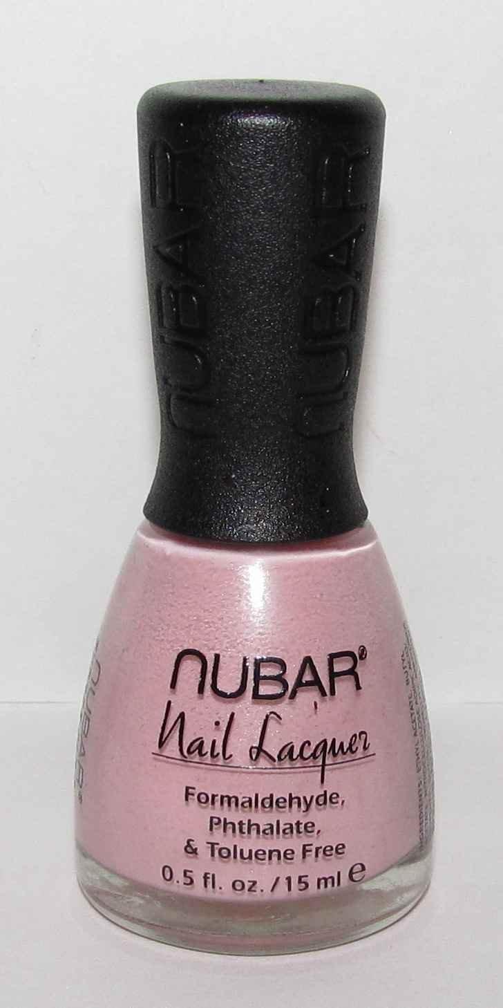 Nubar - Pink Lily Nail Polish - NEW