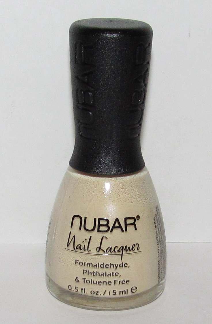 Nubar - Yellow Primrose Nail Polish - NEW