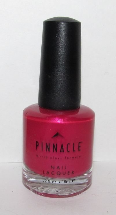 Pinnacle Nail Polish - Promiscuous Passion - NEW