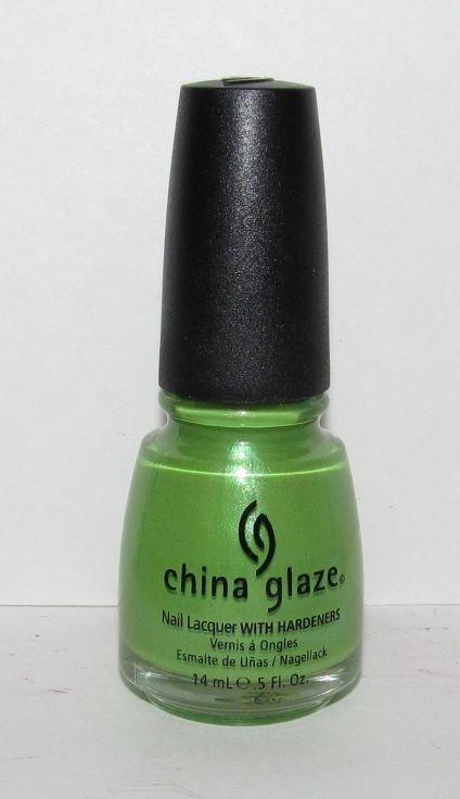 China Glaze Nail Polish -  Tree Hugger - NEW