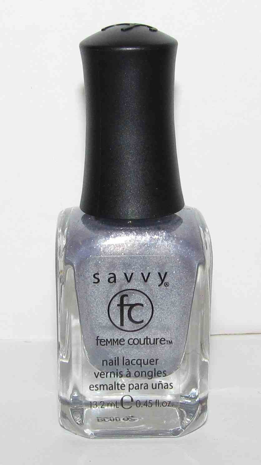 Savvy Nail Polish - Knightly Armour