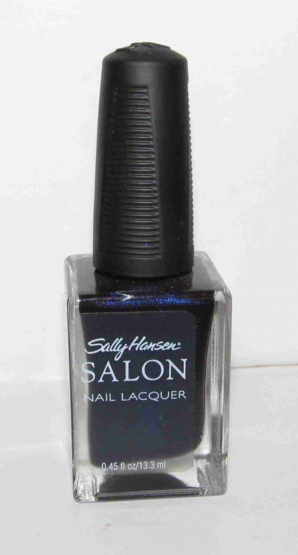 Sally Hansen Nail Polish - Salon - After Midnight