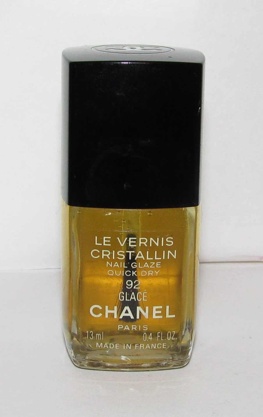 CHANEL - Glace Nail Glaze - NEW