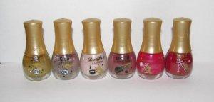 Bourjois Nail Polish - 6 Polish Set