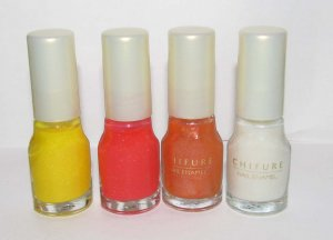 Chifure Nail Polish - 4 Bottle Set