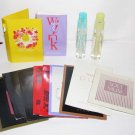 Avon, mark, Mary Kay Fragrances Sample Lot - Embrace Happiness / U by Ungaro / Christian Lacroix
