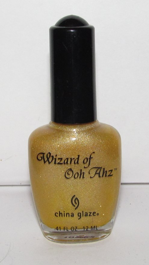 China Glaze Nail Polish - Cowardly Lyin' Original Bottle - NEW HTF