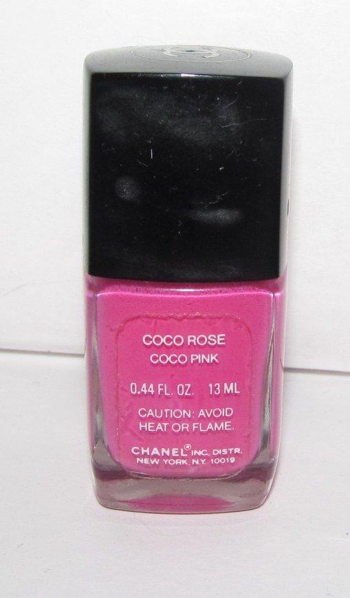 CHANEL - Coco Rose (Coco Pink) Nail Polish - NEW - RARE! HTF