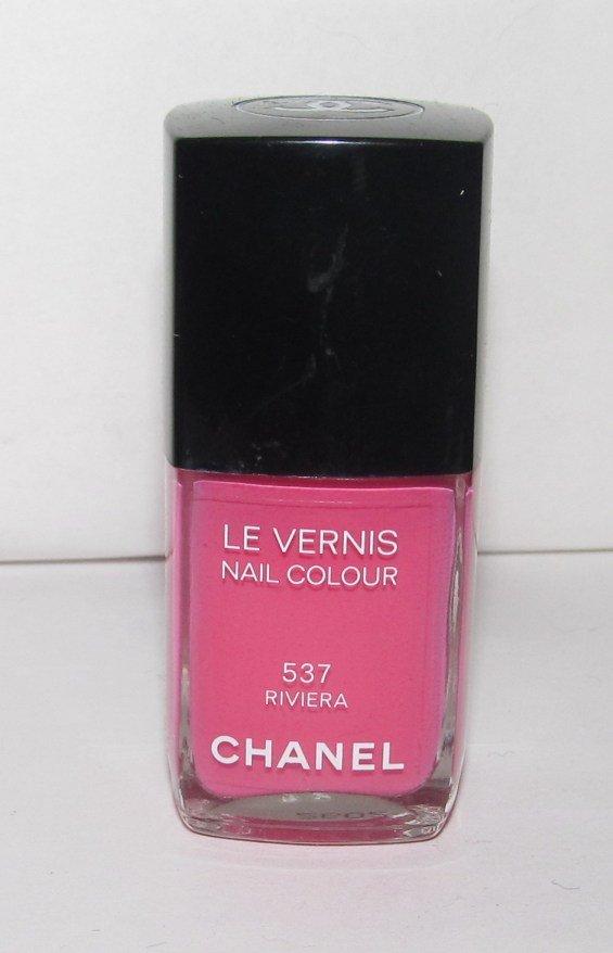Chanel Nail Polish - Riviera 537