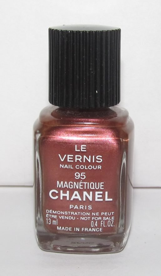 CHANEL - Magnetique Nail Polish - NWOB - VHTF - RARE!