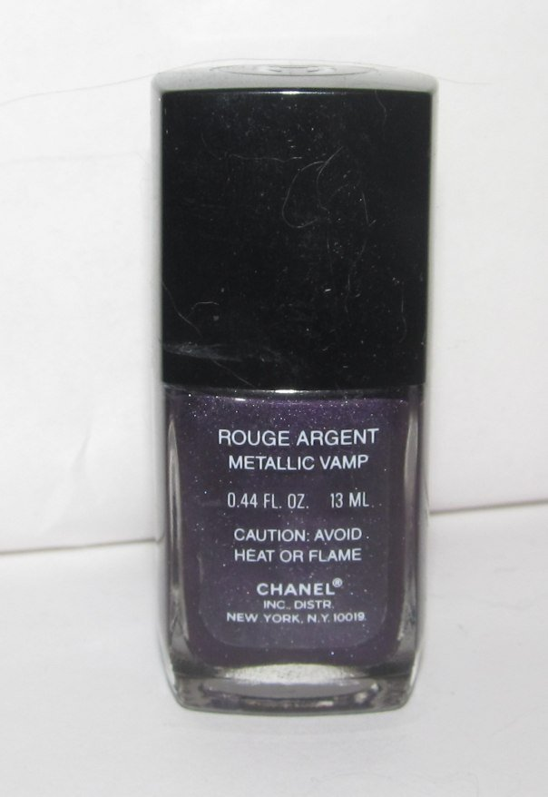 CHANEL - Metallic Vamp (Rouge Argent) - NEW RARE