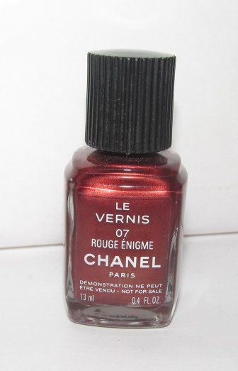 CHANEL - Rouge Enigme Nail Polish - NEW RARE - HTF! *TESTER*