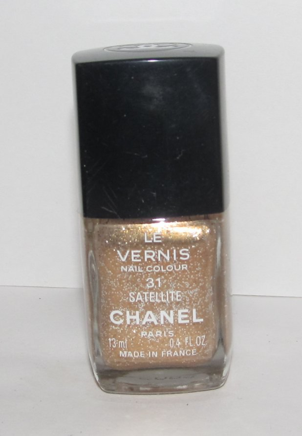 CHANEL Nail Polish - Satellite 31 - RARE VHTF