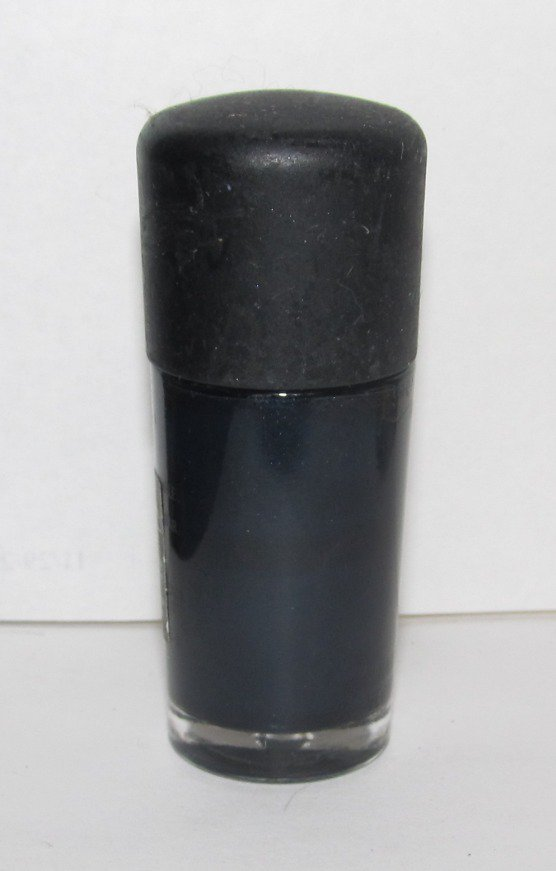 MAC - Moody Blue Nail Polish - NEW