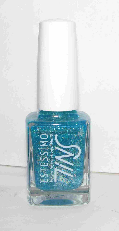 Estessimo TiNS Nail Polish - 035 The Tribal Turquoise - Japanese Exclusive