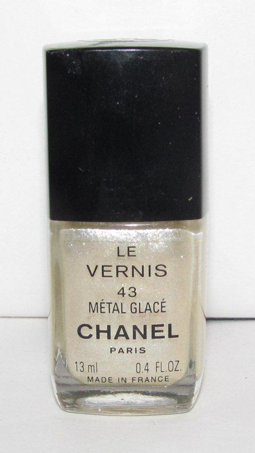 CHANEL - Metal Glace Nail Polish 43 - NWOB