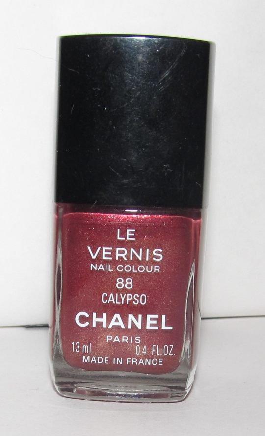 CHANEL Nail Polish - Calypso - VHTF - RARE NEW