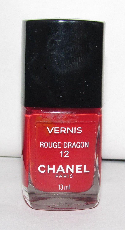 CHANEL - Rouge Dragon 12 Nail Polish - NEW - RARE! VHTF