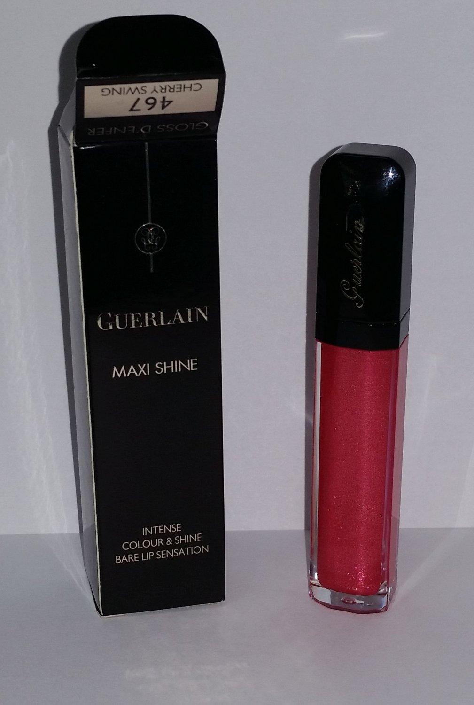 Guerlain Gloss D'Enfer - 467 Cherry Swing - NIB