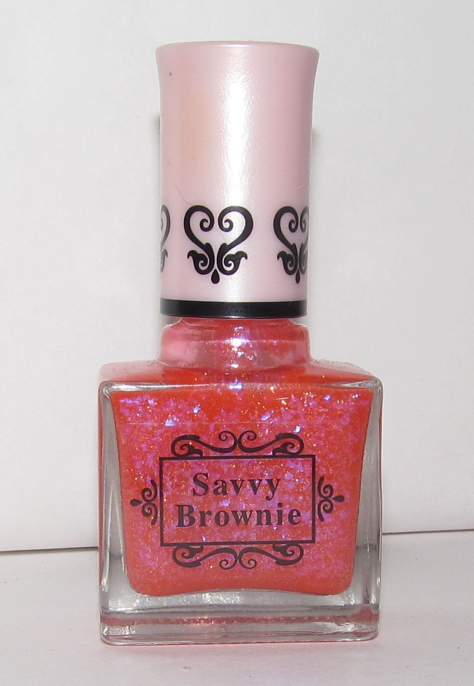 Savvy Brownie Nail Polish - 23 New