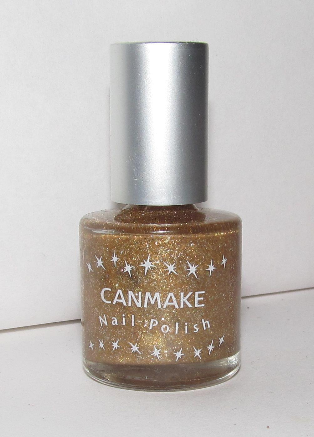 Canmake Nail Polish - 12 NEW