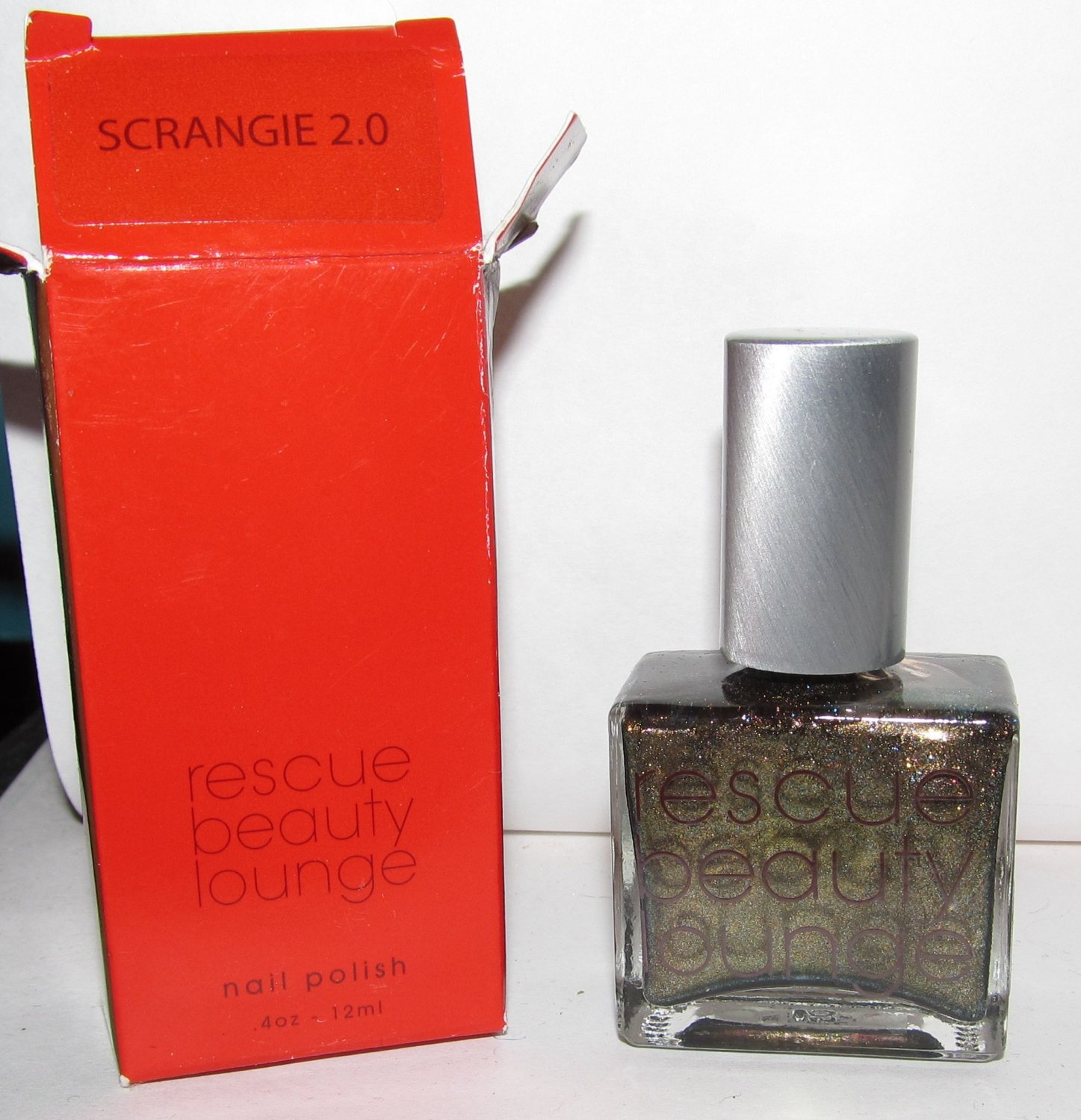 Rescue Beauty Lounge Nail Polish - Scrangie 2.0 - NIB