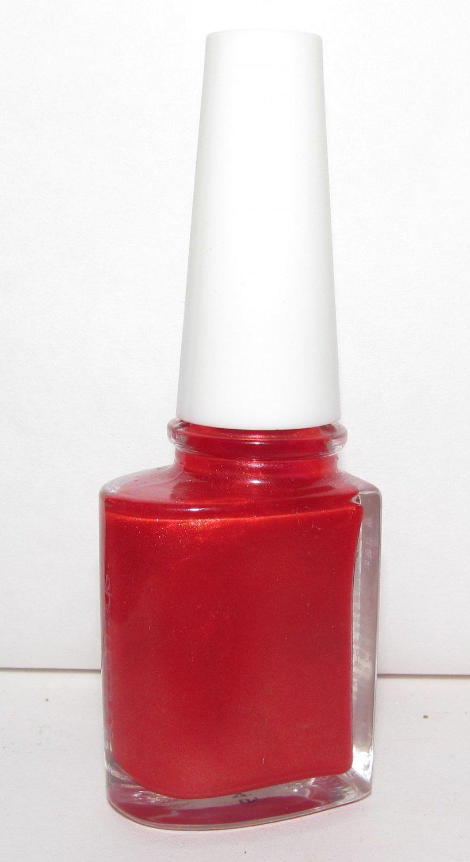 Shu Uemura - Satin Red Nail Polish - NEW