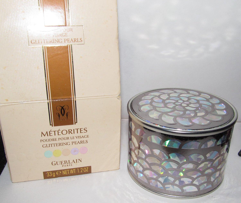 Guerlain Meteorites - Glittering Pearls - NIB - RARE!