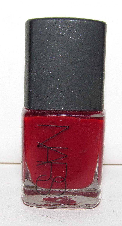 NARS Nail Polish - Jungle Red - NEW