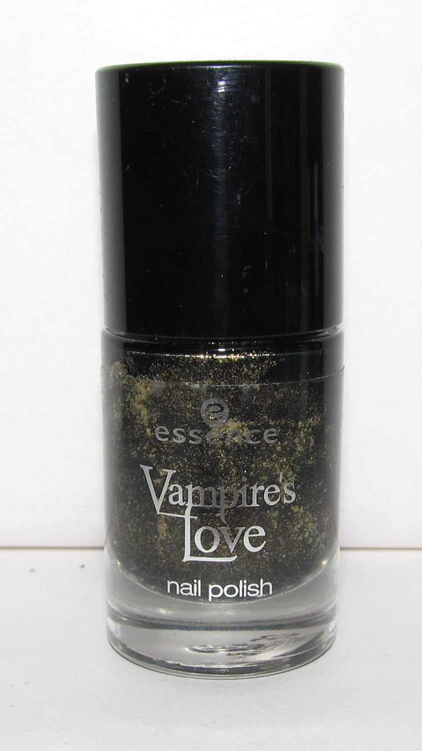 Essence Nail Polish - 01 Gold Old Buffy - NEW