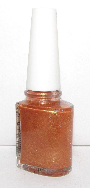 Shu Uemura - Golden Orange Nail Polish - NEW