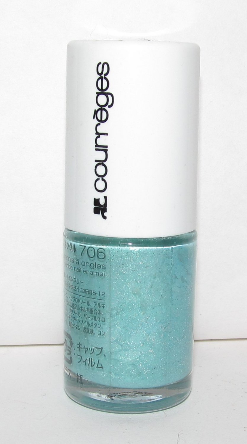 Courreges Nail Polish - 706 - NEW