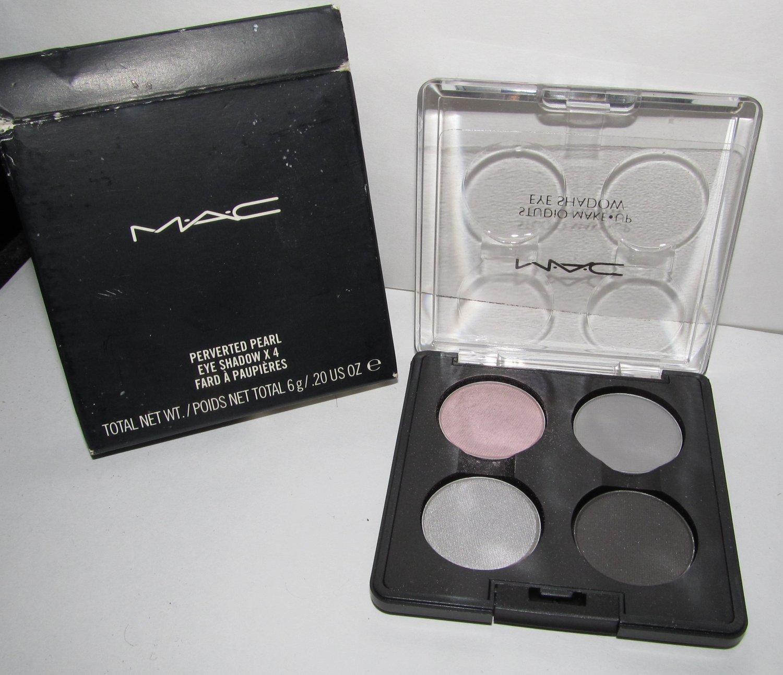 MAC Quad - Perverted Pearl - RARE - HTF!