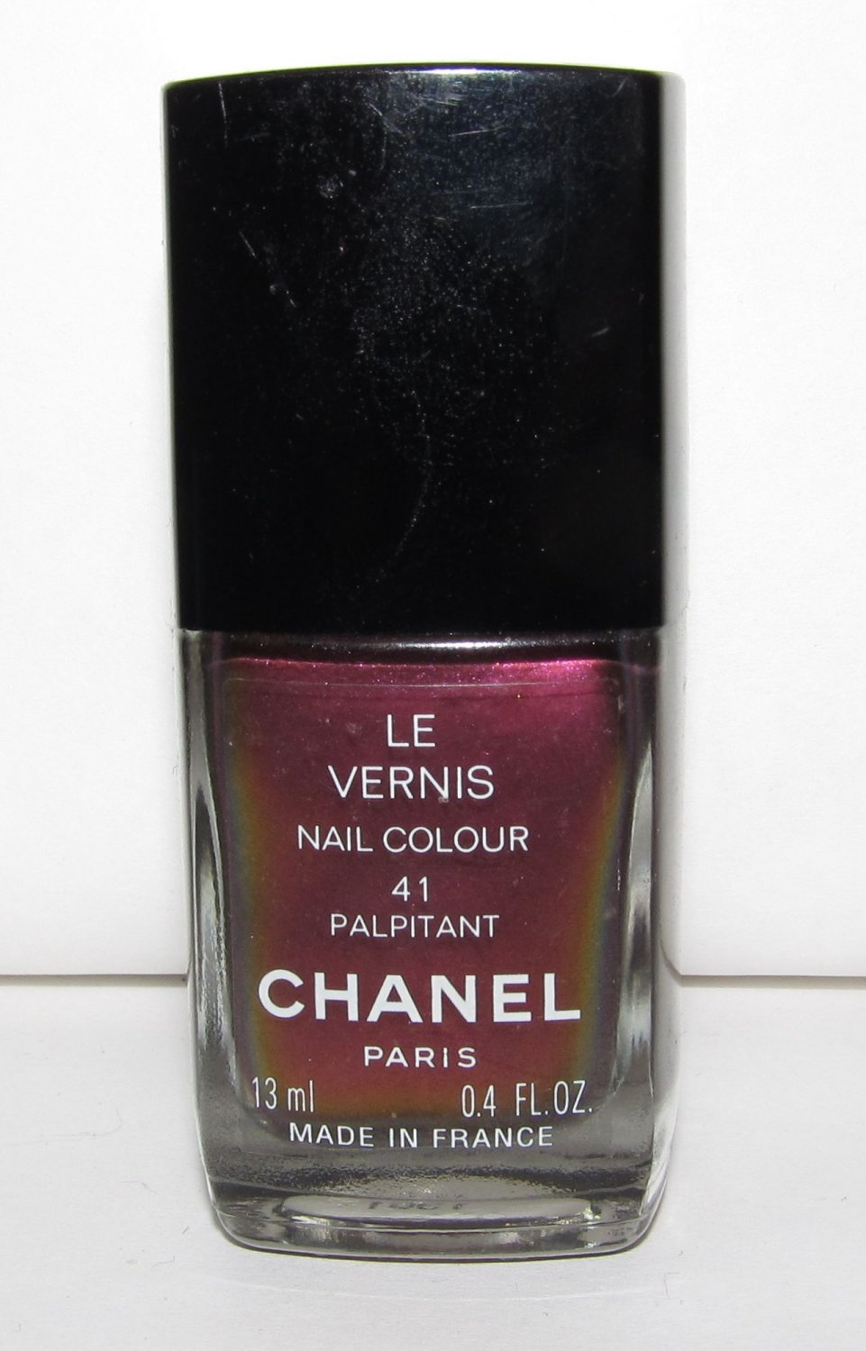 CHANEL Nail Polish - Palpitant 41 RARE VHTF - NEW