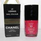 CHANEL Nail Polish - Fureur 83 (Jubilee) - HTF - RARE! NEW in BOX
