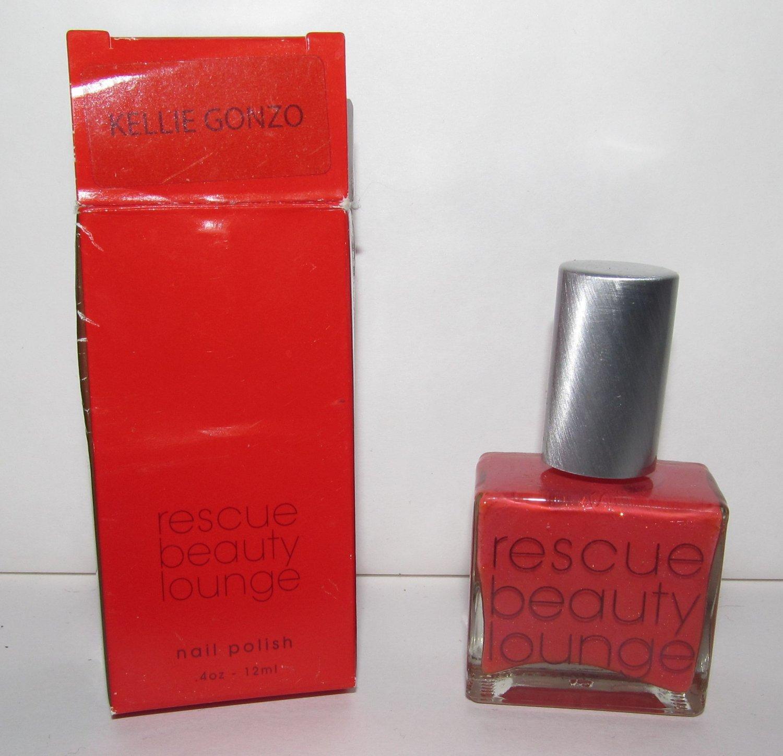 Rescue Beauty Lounge Nail Polish - Kelly Gonzo - NIB