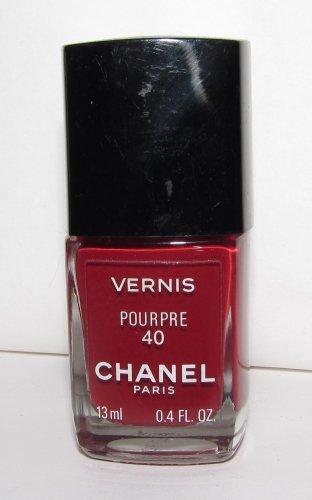 CHANEL - Pourpre 40 Nail Polish - RARE! HTF NEW