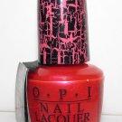 OPI Nail Polish - Pink Shatter NL E58 - NEW