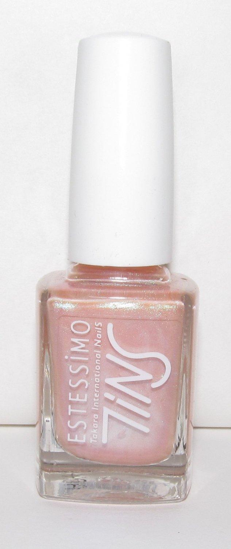 Estessimo TiNS Nail Polish - Peach Velvet 304 - Japanese Exclusive NEW