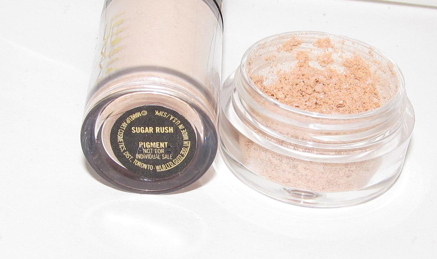 MAC Pigment Sample - Sugar Rush 1/4 tsp Sample
