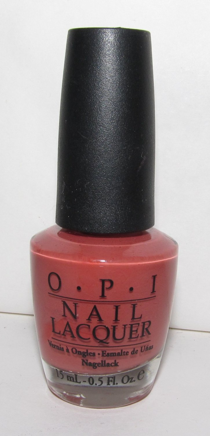 OPI Nail Polish - Baguette Me Not NL F22 - NEW RARE