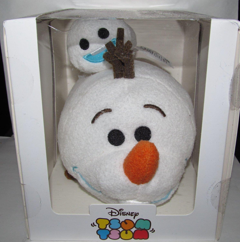 Tsum Tsum Olaf and Snowgie Monthly Subscription Box NIB