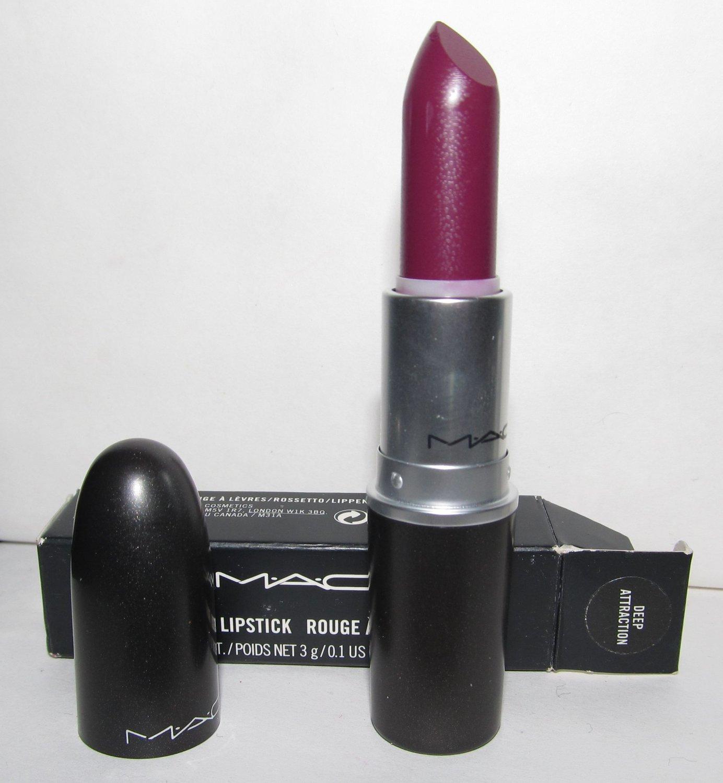 MAC Lipstick - Deep Attraction - NEW