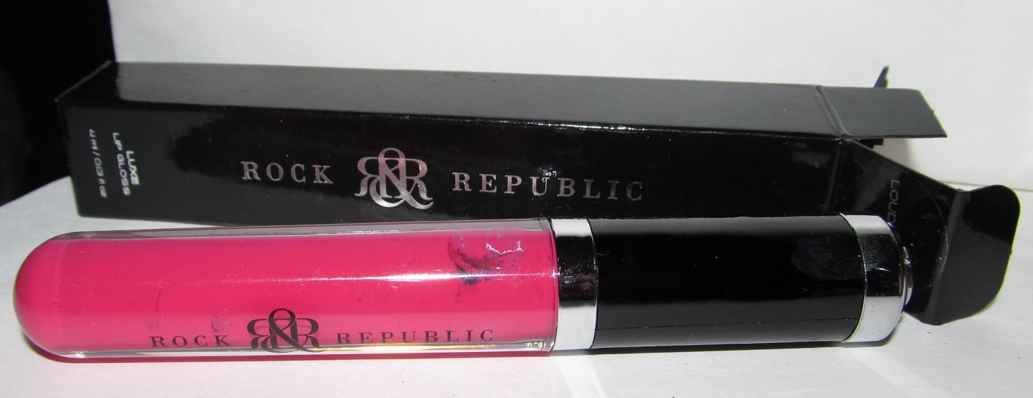 Rock & Republic  - Loudmouth Luxe Lip Gloss - NEW in BOX