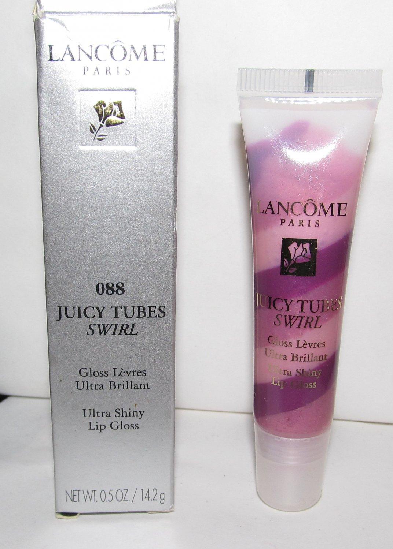 Lancome Juicy Tubes Swirl - Berry Twist - NEW
