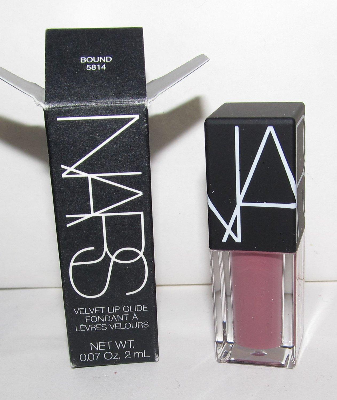 NARS Velvet Lip Glide - Bound - New in Box - Trial Size