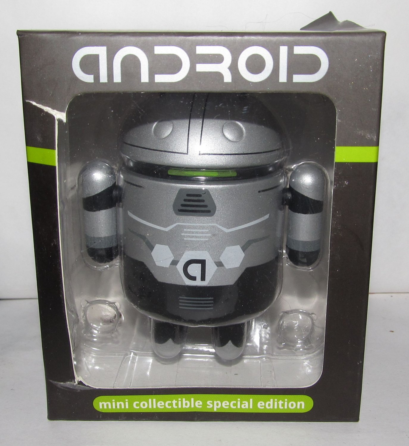 Android Mini Figure - Cycle-On - NEW